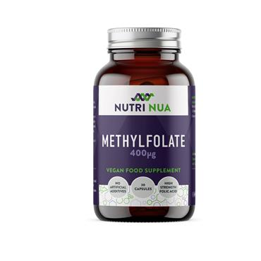 NUTRI NUA METHYLFOLATE 30 CAPS