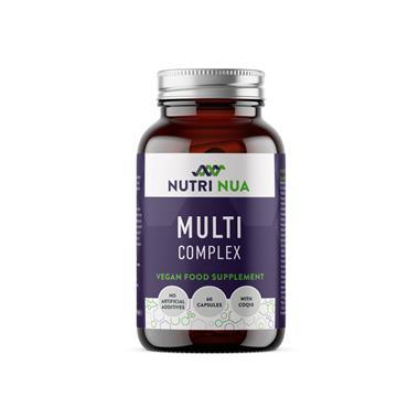 NUTRI NUA MULTI COMPLEX 60 CAPS
