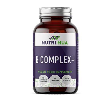 NUTRI NUA B COMPLEX 30 CAPS