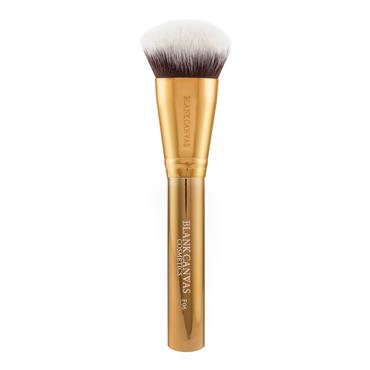 BLANK CANVAS DIMENSION SERIES I F06 BEVELLED FOUNDATION CONTOUR BRUSH METALLIC C