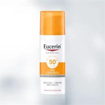 EUCERIN SUN FACE OIL CONTROL SPF50 50ML