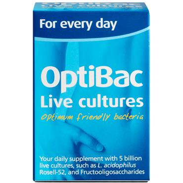 OPTIBAC FOR EVERY DAY 30 CAPS