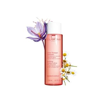 CLARINS SOOTHING TONING LOTION 200ML