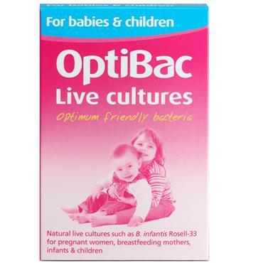 OPTIBAC FOR BABIES N CHILDREN 30 SACHETS