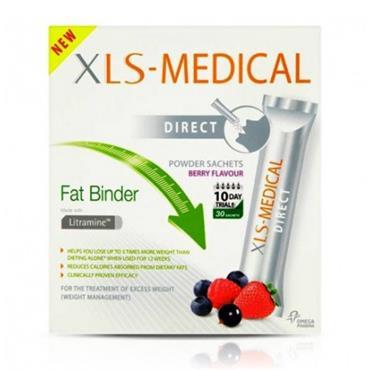 XLS MEDICAL DIRECT SACHETS 30S GSL