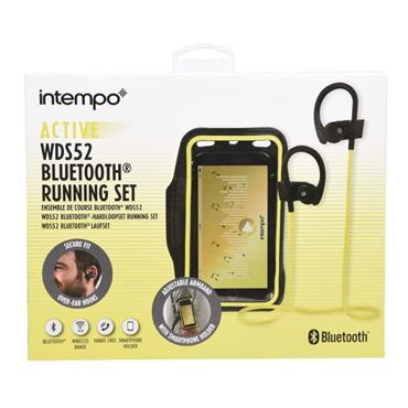 INTEMPO ACTIVE WDS52 BLUETOOTH RUNNING SET GIFT SET  1PACK