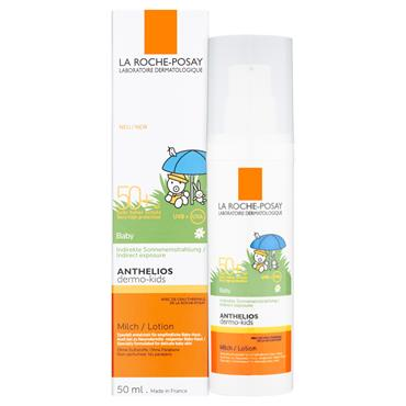 ANTHELIOS 50 BABY LOTION 50ML