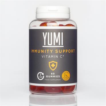 YUMI HEALTH IMMUNITY SUPPORT GUMMIES 60 CAPS