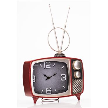THE GRANGE COLLECTION LARGE TELEVISION TABLE CLOCK