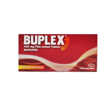 buplex 400mg 24s
