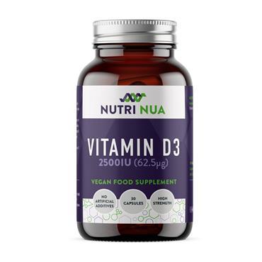 NUTRI NUA VIT D3 30 CAPS