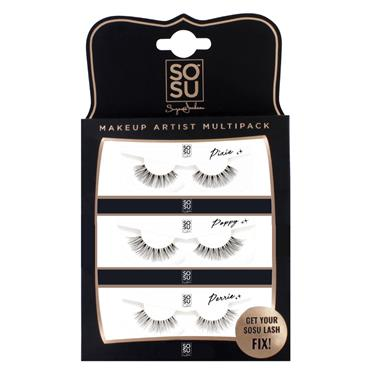 SOSU MULTI PACK LASH SET