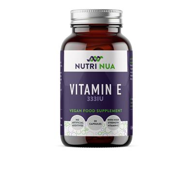 NUTRI NUA VIT E WITH VIT C 30 CAPS7.93