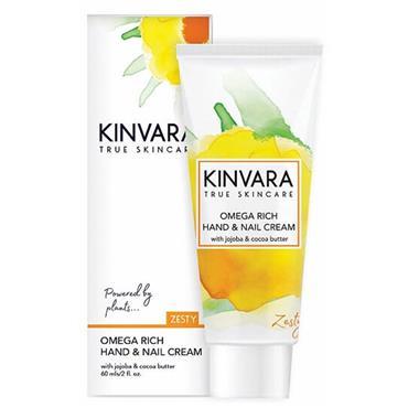 KINVARA OMEGA RICH HAND NAIL CREAM 60ML KS10