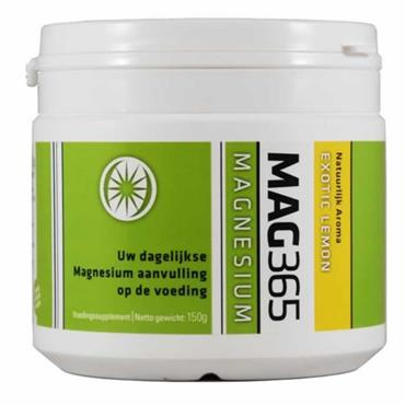 MAG365 MAGNESIUM EXOTIC LEMON 150G