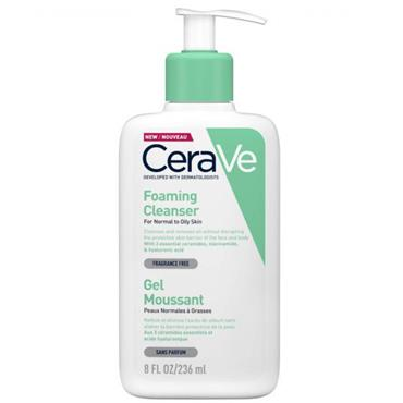 CERAVE FACIAL FOAMING CLEANSER 236ML