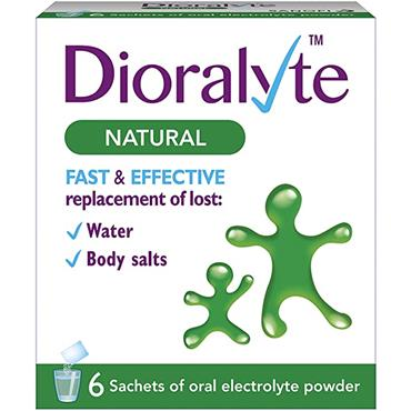 DIORALYTE NATURAL 6 PK