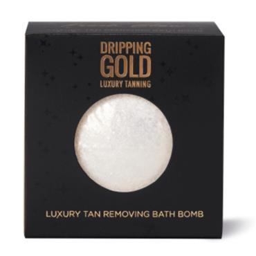 SOSU DRIPPING GOLD LUXURY TAN REMOVING BATH BOMB