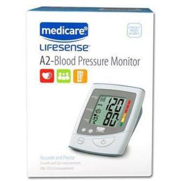 MEDICARE A2 BLOOD PRESSURE MONITOR 1PACK