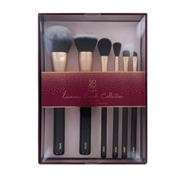 SOSU LUXURY BRUSH COLLECTION 6PCE XMAS GIFT SET  1PACK SOSU1563