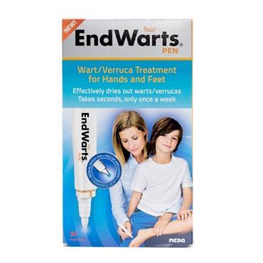 END WARTS PEN