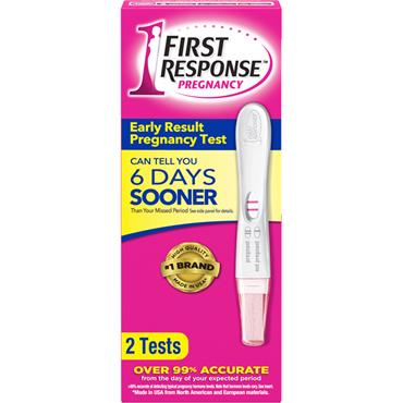 FIRST RESPONSE 2 TESTS