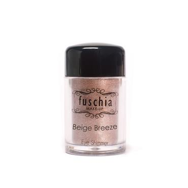 FUSCHIA MAKE UP EYE SHIMMER BEIGE BREEZE