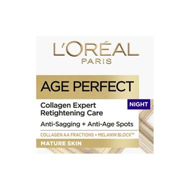 LOREAL AGE PERFECT NIGHT CREAM 50ML