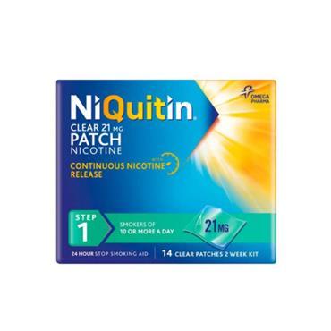 NIQUITIN STEP 1 2 WEEK SUPPLY