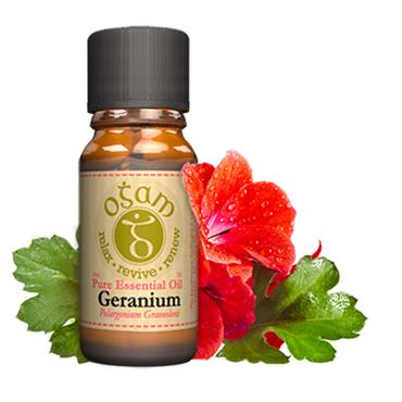 OGAM GERANIUM OIL 10ML