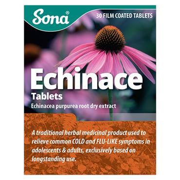 SONA ECHINACE TABLETS