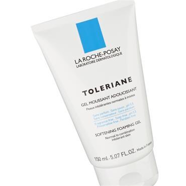 TOLERIANE SOFTENING FOAMING GEL 150ML