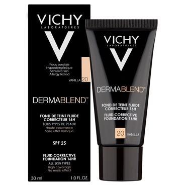 VICHY DERMABLEND CORRECTIVE FLUID 20