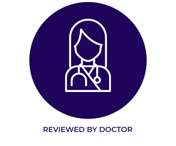 Reviewed by doctor