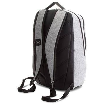 Under Armour Hustle Backpack  Grey 041