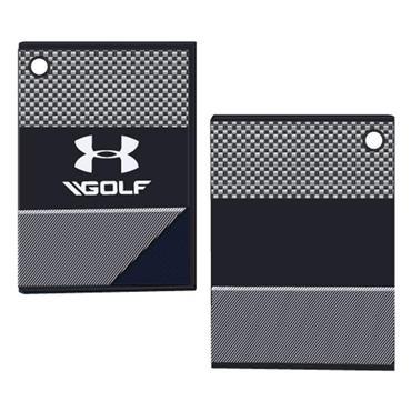 Under Armour Golf Towel  Black 001
