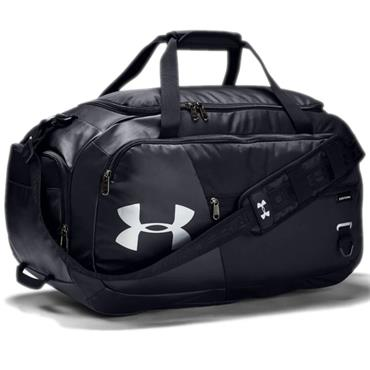 Under Armour Undeniable Medium Duffel 4.0  Black 001