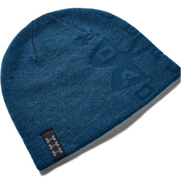 Under Armour Gents Billboard Reversible Beanie  BLUE 428