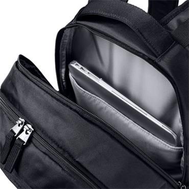 Under Armour Hustle 5.0 Backpack  Black 001