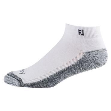 FootJoy Socks in a Bottle 2-Pairs White  .
