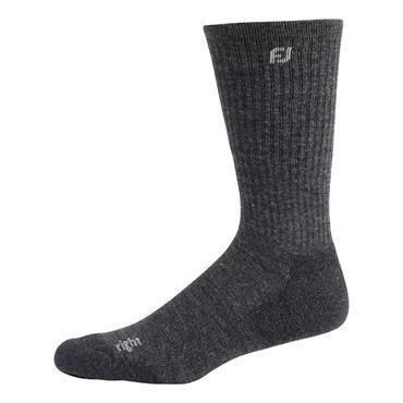 FootJoy TechSof Tour Thermal Sock 39 46 Black