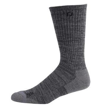 FootJoy TechSof Tour Thermal Sock 39 46 Charcoal