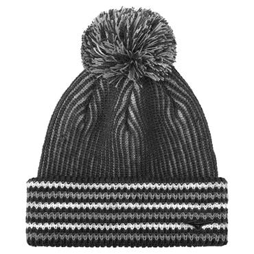 Mizuno Gents Thermo Bobble Hat  Grey