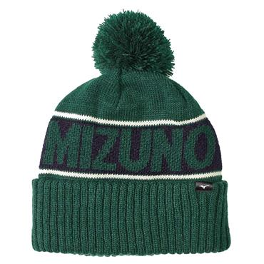 Mizuno BT Bobble Hat  Green