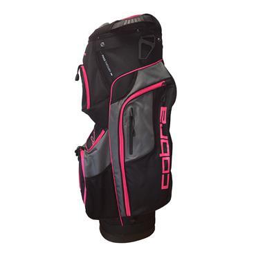 Cobra XL Speed Ladies Cart Bag  Black - Pink