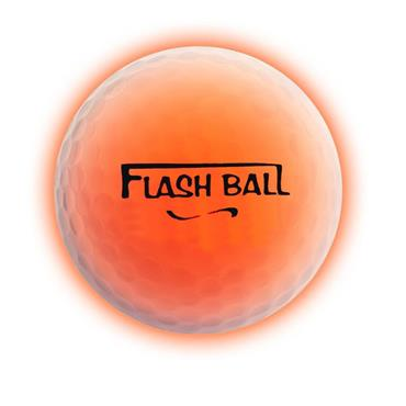 Longridge Flash Ball 2Pk  White