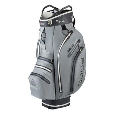 Big Max Aqua Tour 3 W/P Cart Bag  Grey/Black