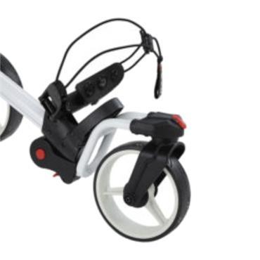 Big Max IQ 360 Cart  White
