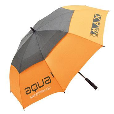 Big Max Aqua Umbrella  Orange Charcoal
