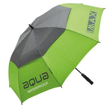 Big Max Aqua Umbrella  Lime Charcoal